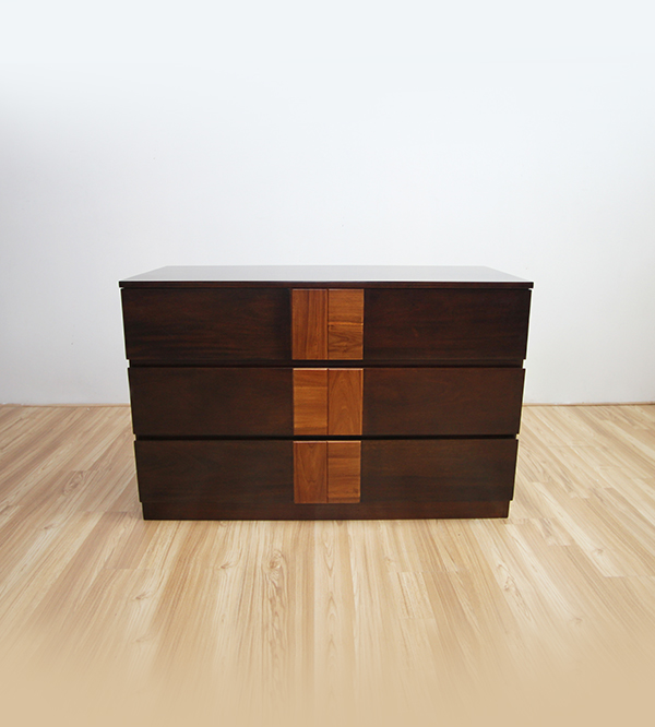 BLOCK CHEST OF DRAWER