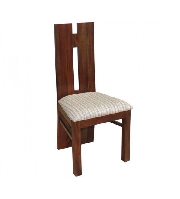 ECO DINING CHAIR WITH TIMBER SEAT