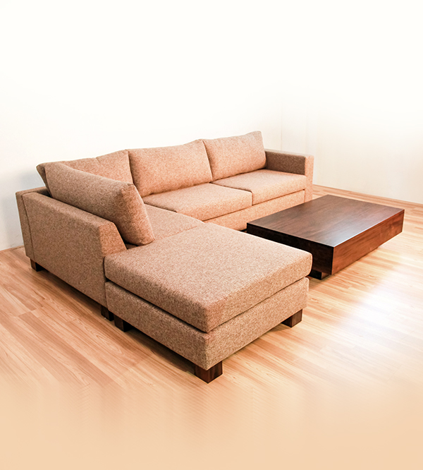 KELLY L SHAPE SOFA