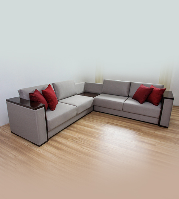 Mac L Shape Sofa