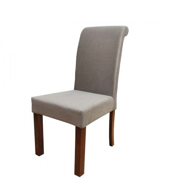 ROMA FULLY UPHOLSTED DINING CHAIR