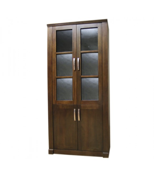 ROYAL 2 DOOR GLASS CABINET