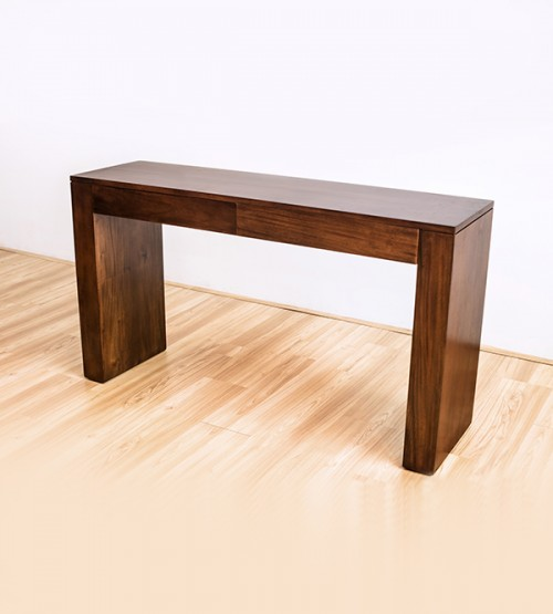 TOLO CONSOLE TABLE (with 2 drawers)