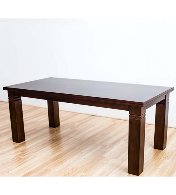 ALLAN TIMBER TOP DINING TABLE