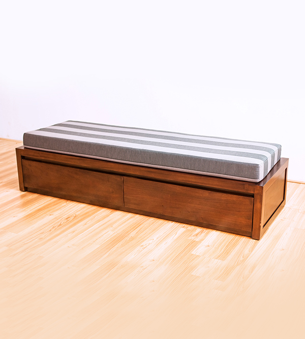TOLO DIVAN with 2 Drawers